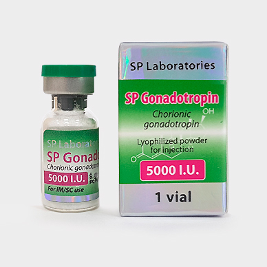 SP GONADOTROPIN 5000 SP-Laboratories
