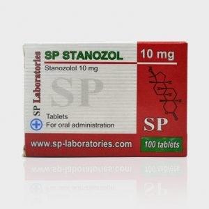 SP STANOZOL SP-Laboratories